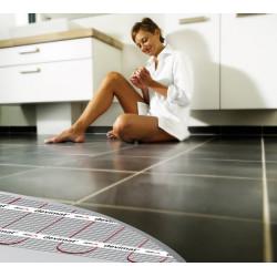 Plancher chauffant électrique Devimat 0,7m2 60W de marque DELEAGE, référence: B623900
