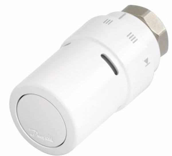 RAX-K Tete thermostatique couleur blanche (RAL 9016)