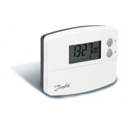 Thermostat programmable 5+2 jours à piles TP 5001 de marque DANFOSS , référence: B640800