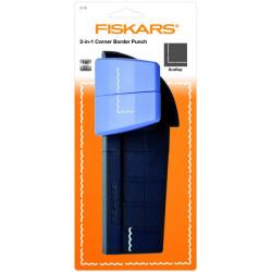 Perforatrice 2-in-1 lisière et coin feston de marque FISKARS, référence: B660700