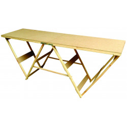 Table à tapisser pro de marque OUTIFRANCE , référence: B675500