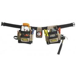 Double poche multi-usages avec ceinture de marque OUTIFRANCE , référence: B679400