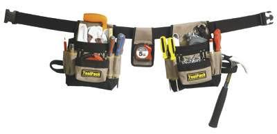 Double poche multi-usages avec ceinture