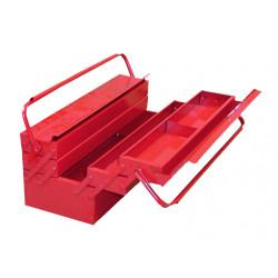 Boite à outils métallique de marque OUTIFRANCE , référence: B682000