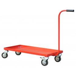 Chariot pour coffre de chantier pro de marque OUTIFRANCE , référence: B682500