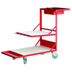 Chariot préparation de commande de marque OUTIFRANCE , référence: B705600