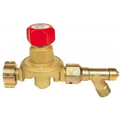 Détendeur propane avec bouton de sécurité de marque EXPRESS, référence: B723400