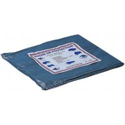 Bâche de protection ultra lourde 4x5m de marque OUTIFRANCE , référence: B727700