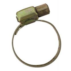 Collier de serrage  pour tuyau diam. 19 de marque BOUTTE, référence: J763500