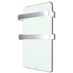 Sèche serviettes Xtal Bagno  400 W Blanc de marque HAVERLAND, référence: B771000