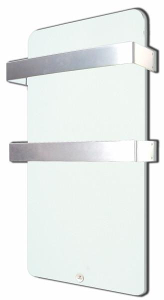 Sèche serviettes Xtal Bagno 400 W Blanc