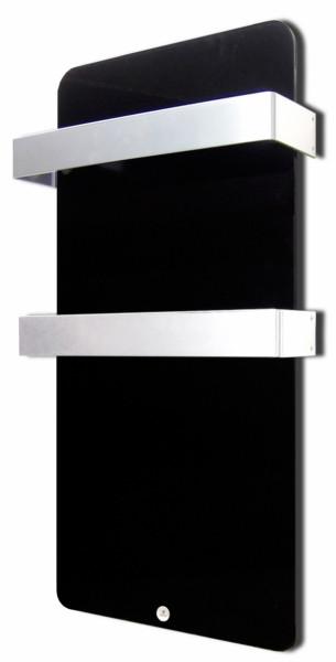 Sèche serviettes Xtal Bagno 600 W Noir
