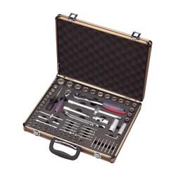 Valise clés et douilles 83 pièces de marque KWB, référence: B786700