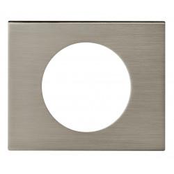 Celiane plaque inox brosse 1 poste de marque LEGRAND, référence: B821900