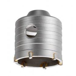 Trépan à percussion carbure 80mm de marque KWB, référence: B885500