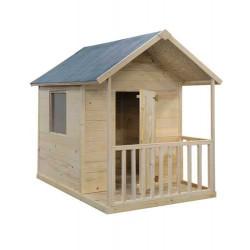 Cabane pour enfants KANGOUROU de marque Jardipolys, référence: J1022900