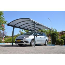 Carport Aluminium 15m2 de marque CHALET & JARDIN, référence: J1036900