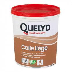 Colle liège 1Kg de marque Quelyd, référence: B2431000