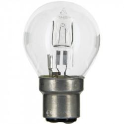 Ampoule Eco Halogène B22 - 20 W de marque Dhome, référence: B3502900
