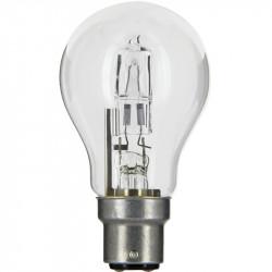 Ampoule Eco Halogène B22 - 20 W de marque Dhome, référence: B3503800