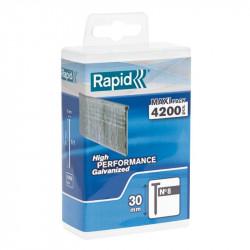 Pointe n°8 - 50 mm par 2800 de marque RAPID, référence: B3709900