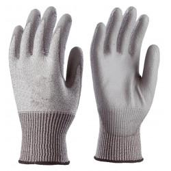 Gants anti-coupures en fibre de verre de marque OUTIFRANCE , référence: B4188100