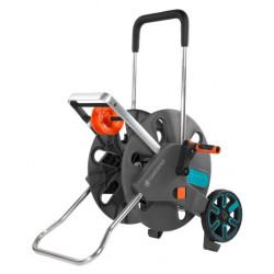 Dévidoir d'arrosage sur roues Aquaroll L - non équipé de marque GARDENA, référence: J4451100