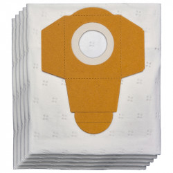 5 sacs de rechange pour aspirateur 40 L de marque EINHELL , référence: J4960600