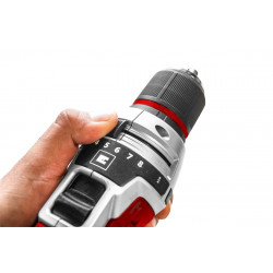 Perceuse visseuse sans fil TE-CD 18 Li E - solo- Sans batterie ni chargeur - EINHELL