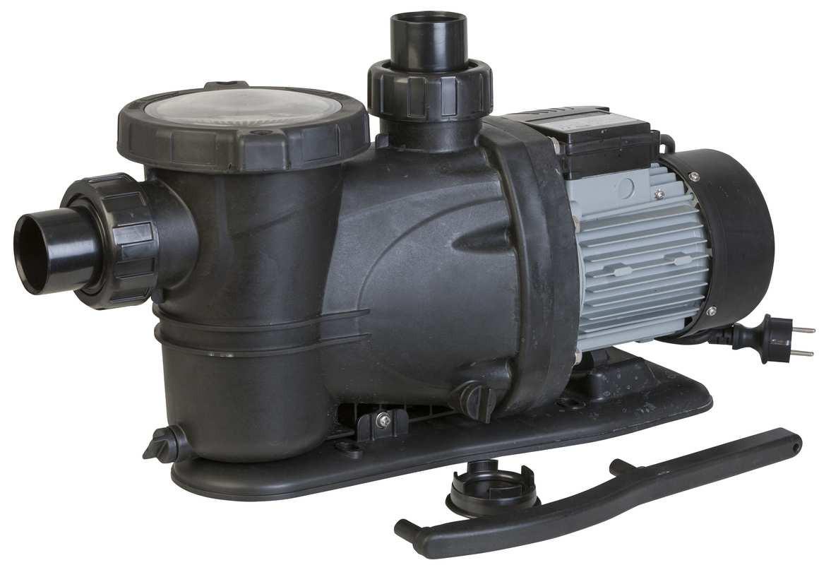 Pompe 0,75 CV / 9,5 m3/h - HAUTE PERFORMANCE