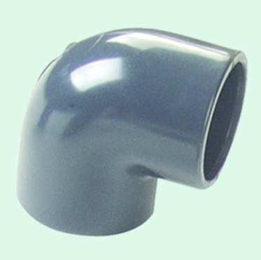 Coude PVC à coller Ø50 90º PN16