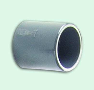 Raccord PVC à coller Ø50 PN16