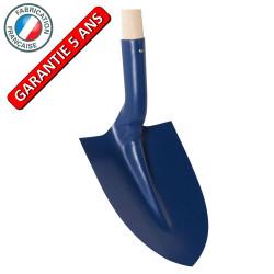 Pelle à terre de tranchée 21 sans manche, outil à main pour le maçon et le BTP de marque PERRIN  , référence: B3811500