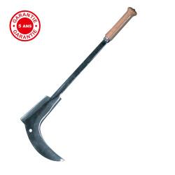 Coupe ronces de 44 cm, manche bois, qualité professionnelle de marque PERRIN  , référence: J3872200
