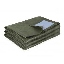 Bâche de protection verte foncée pour AT 3737 de marque HABRITA, référence: J5016800