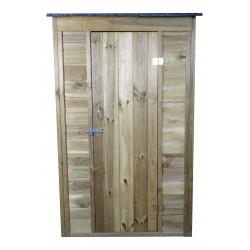 Abri de jardin mural grandes dimensions en bois de marque HABRITA, référence: J5017000