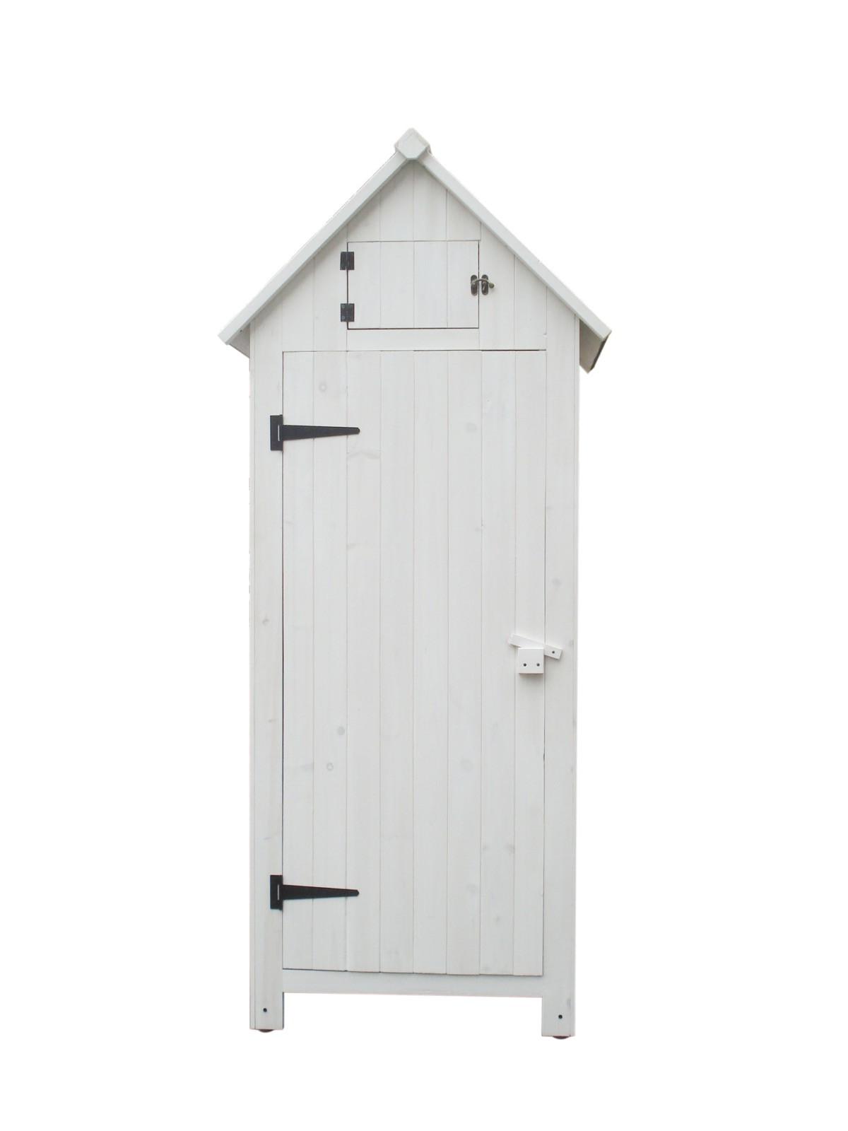 Armoire cabine de rangement pour jardin