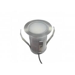 Mini spot encastrable LED - 50 lumens - Blanc froid 6000K de marque LUMIHOME , référence: J5063700