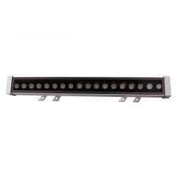 Barre de façade LED 60 cm - Blanc froid 2400 lumens de marque LUMIHOME , référence: B5066500
