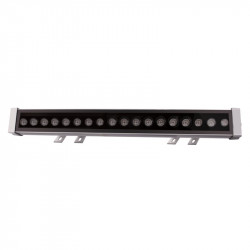 Barre de façade LED 60 cm - Blanc chaud 2100 lumens de marque LUMIHOME , référence: B5066600