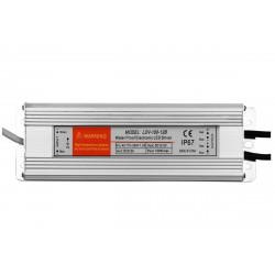 Transformateur 12V - 100W - IP67 de marque LUMIHOME , référence: B5072300