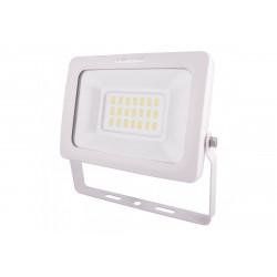 Phare LED slim blanc - 700 lumens - Blanc chaud 3500K de marque LUMIHOME , référence: B5082500