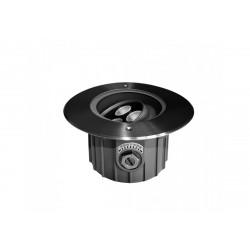 Spot LED encastrable et orientable - 500 lumens - Blanc 4000K de marque LUMIHOME , référence: B5083700