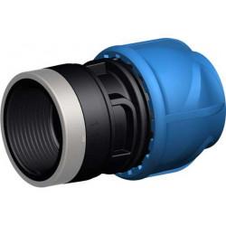 """Manchon de transition femelle - iJoint - 25 mm taraudé 1"""" de marque GF Piping Systems, référence: J5132400"""
