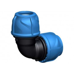 Coude 90° - iJoint - Ø 25 mm de marque GF Piping Systems, référence: J5134800