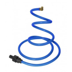 Brumisateur personnel à mémoire de forme Cobra bleu de marque O'FRESH, référence: J1926000