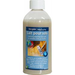 Lait pour sols 0,25 L - Incolore de marque Biopin Nature, référence: B5247100