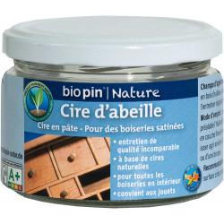 Baume à la cire d'abeille 0,25 L - Incolore de marque Biopin Nature, référence: B5247600