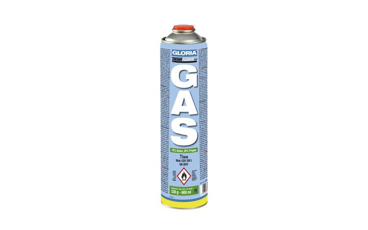 Cartouche de gaz pour Thermoflamm Bio Classic, Comfort 600ml/330g