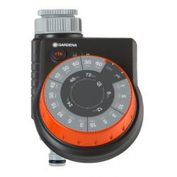 Programmateur d'arrosage Easy pour robinets de marque GARDENA, référence: J5020700